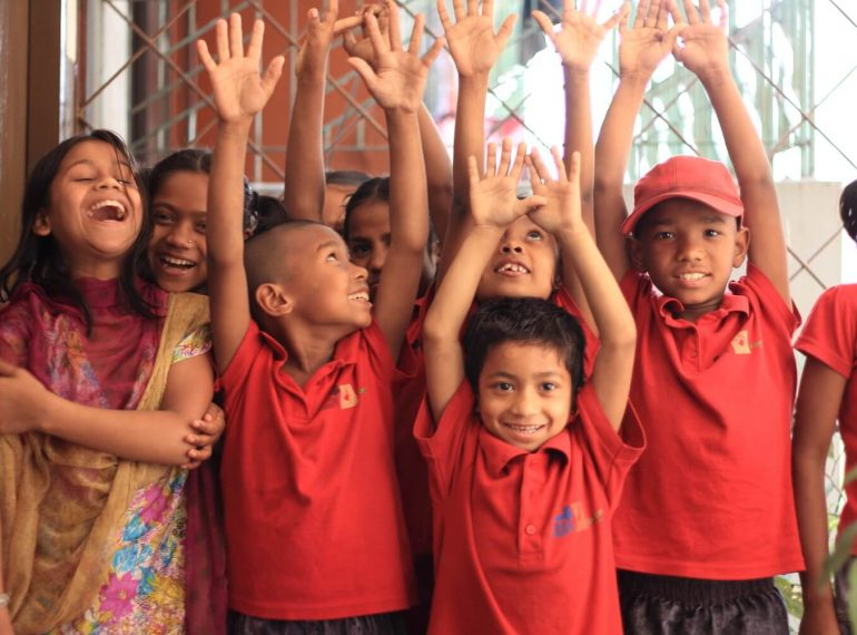SPONSOR A STREET CHILD (2-6 YEARS OF AGE) TO AVAIL DAY CARE SERVICES WITH TAKA 6,631 (US$ 83) PER MONTH.