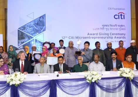 12th Citi Microentrepreneurship Awards (CMA) ceremony held April 15