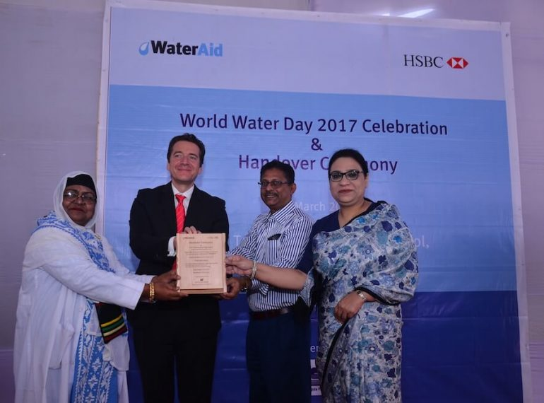 SAJIDA Celebrates World Water Day March 22