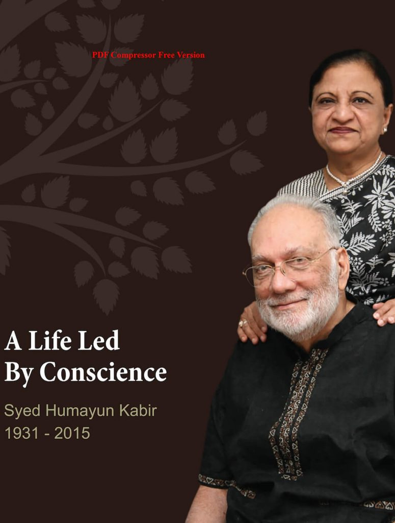 A Life Led By Conscience