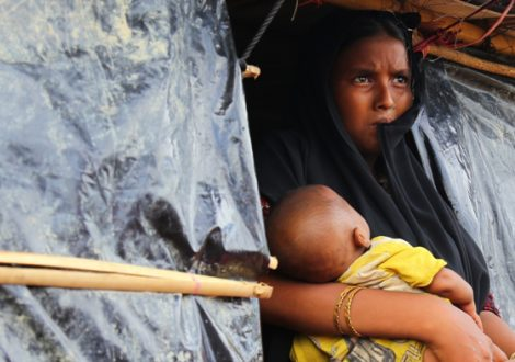 Emergency Support for Rohingya